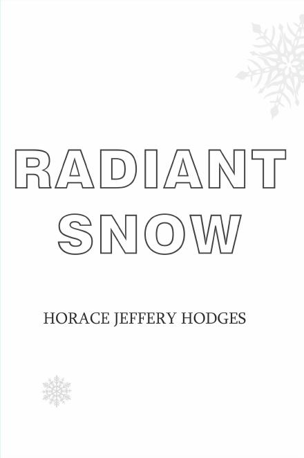 Radiant Snow book cover